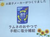 「【RSP61】カバヤ食品さんの塩分チャージタブレット」の画像(2枚目)