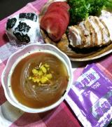 朝食やランチのお供、夜食なんでもOK!ひかり味噌 選べるスープ春雨 スパイシーHOTの画像(7枚目)