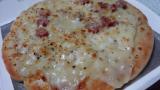 明治 4種のチーズピッア ゴルゴンゾーラの風味香るチーズソースの画像(10枚目)