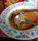 朝食やランチのお供、夜食なんでもOK!ひかり味噌 選べるスープ春雨 スパイシーHOTの画像(6枚目)