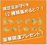 【あさくさ福猫太郎】開運あさくさ福猫太郎 豆お守り♪の画像(4枚目)