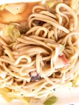 【美味】なべやき屋キンレイ 汁無し皿うどん【簡単】の画像(4枚目)