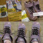 シューズに補色のひもを合わせるといいんじゃないかな #coolknot #クールノット #結ばない靴ひも #結ばない靴紐 #結ばなくてもいい靴ひも #結ばなくてもいい靴紐 #monipla #クールノ…のInstagram画像