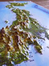 「立体日本地図カレンダー」の画像(2枚目)