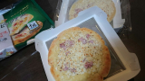4種のチーズピッツァ 感想の画像(3枚目)