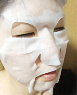 「【美白パック】クリューベル プラチナCL クリアマスク」の画像(4枚目)