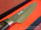 「翁流ダマスカスシリーズのペティナイフを使ってみた結果。」の画像(8枚目)