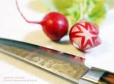 「翁流ダマスカスシリーズのペティナイフを使ってみた結果。」の画像(1枚目)