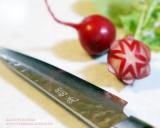「翁流ダマスカスシリーズのペティナイフを使ってみた結果。」の画像(10枚目)