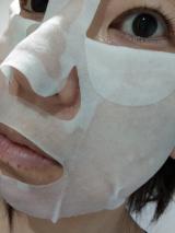 「はがした瞬間に実感!美白と保湿☆クリューベル プラチナCLクリアマスク」の画像(6枚目)