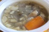 「奥入瀬ごぼう」をふんだんに使ったごろごろ野菜のスープ