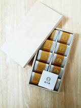 「贈答に人気!!大粒で良質なものだけを厳選した梅☆紀州五代梅の心 10粒 木箱★」の画像(4枚目)