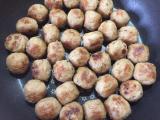 完熟トマトソースで簡単♪ご飯がススム ミートボールの画像(2枚目)