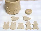 「リンレイ オーブン陶土セット Basic」の画像(10枚目)