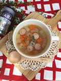温まるスープ♪