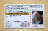 開運!あさくさ猫福太郎の豆お守りの画像(3枚目)