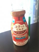 *タカナシ コクっとミルク*の画像(3枚目)