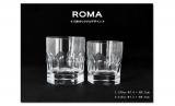 「『ダ・ヴィンチクリスタル ローマ』は大胆なカットが美しい、氷がよく似合うグラス♪」の画像(4枚目)