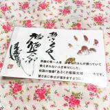 「❁︎あさくさ福猫太郎 開運豆お守り❁︎」の画像(1枚目)