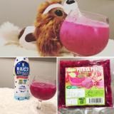 「美味しすぎる食べ方も発見♡アゲルさんのピタヤドライフルーツ♡やっぱり好き!」の画像(3枚目)