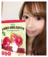 「美味しすぎる食べ方も発見♡アゲルさんのピタヤドライフルーツ♡やっぱり好き!」の画像(8枚目)