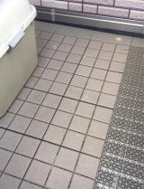 リンレイ 玄関ベランダ専用洗剤で大掃除!の画像(10枚目)