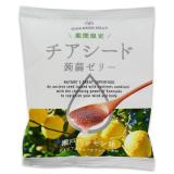 「フーパーフードIN チアシード蒟蒻ゼリー 瀬戸内レモン味」の画像(1枚目)