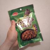 「モニター☆共立食品(株)塩レモン&わさび醤油アーモンド」の画像(2枚目)