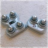 「【押圧健康器】マジコ 快癒器(かいゆき) 2球・4球式セット」の画像(2枚目)