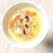 「コンソメスープ」新生活の野菜不足に!国産野菜たっぷりの具だくさんクラムチャウダー 3個セット の投稿画像