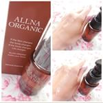 ALLNA ORGANIC美容液を使ってみました🌸amazonランキングにて1位を多数受賞したオーガニックの美容液🌸オーガニックと謳われたお品は多々有りますが、よーくお…のInstagram画像