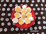 *お花ゆで卵の作り方*の画像(1枚目)