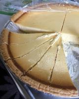 「コストコのチーズタルトが美味しい(^_-)-☆」の画像(5枚目)