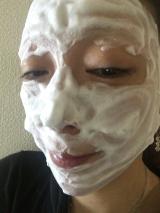 「乾燥肌に京のすっぴんさん洗顔くりーむ米泡」の画像(4枚目)