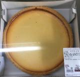 「コストコのチーズタルトが美味しい(^_-)-☆」の画像(1枚目)