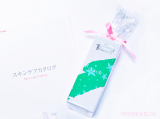 「おうちデートは 温泉水配合の 〝水おしろい〟ですっぴん詐称♡」の画像(3枚目)