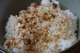「自慢のかき醤油で味付け!!かき醤油風味胡麻ふりかけ」の画像(4枚目)
