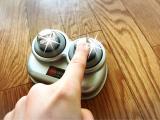 「こった部分に押し当てるだけ!ほぐれて気分すっきり♪高さ調節機能付気『マジコ快癒器 2球・4球』」の画像(7枚目)