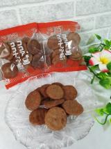 新感覚のおいしさ♪軽~い「もち吉 ココアココナッツ煎」の画像(2枚目)