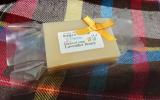 アンティアン 手作り洗顔石鹸の「ラベンダーハニー」の画像(1枚目)