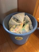 「オムツを卒業しても使い続けられる素敵なトルコ製オムツゴミ箱bubula - ゆずのバカヤロー、16年」の画像(5枚目)