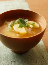 健康的なお出汁キューブを使ったお味噌汁!の画像(2枚目)