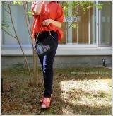 ■刺し色になるキレイな色のサンダル - ファッションの画像(3枚目)