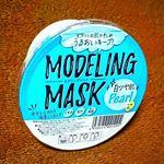 """♡...*゜こちらは。。 。シートマスクとクレイマスクの良い所を併せ持つ、次世代マスクのモデリングマスクです🎈🌈+゚いま、美容大国""""韓国""""で大人気のモデリングマスクは、クレイパック…のInstagram画像"""