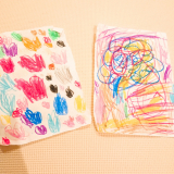 遊び☆娘作 カラフルアートの画像(1枚目)