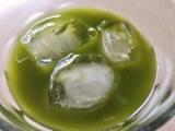 創業101年目「元祖こんぶ茶」の玉露園・濃い抹茶味がおいしい濃いグリーンティーの画像(10枚目)