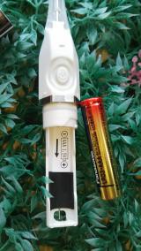 イオン歯ブラシKISS YOUに電動タイプが新発売されたよ。の画像(3枚目)