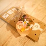 「嬉しいサービス★お花の定期便Medelu」の画像(3枚目)