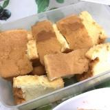 久しぶりにシフォンケーキを焼きました・・・の画像(4枚目)