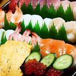 寿司好きな母とともに♪#pietro_19801209 #ピエトロ #おうちパーティー #ピエトロファンサイト参加中  #moniplaのInstagram画像